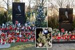 Co se stalo s hrobem Gotta (†80)? Zmizely i dárky od jeho dcer!
