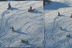 KRNAP zuří: Tahle partička na skútrech prý ničí Krkonoše a ohrožuje lyžaře