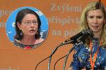 """Valachová ombudsmankou? """"Hamáček sedá na Zemanovu lopatu,"""" útočí Němcová z ODS"""