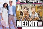 Tajná schůzka Harryho s královnou a zákaz pro Meghan! A Kanada mění názor…
