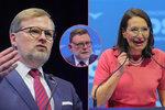 """V ODS """"dotáhli"""" SPD. Novotný si posteskl, Fiala ví o nedostatku, ozval se i Langer"""