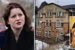 Starostka Vejprt se pustila do Maláčové: Kvůli péči o postižené a obětem neštěstí