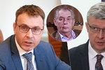 Zeman odvolal Kremlíka, dodavatel e-shopu couvl. Babiš se kvůli zakázce obrátí na policii