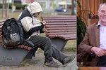 Zeman dal milost bezdomovci bojujícímu s rakovinou. Seděl za loupeže a krádeže