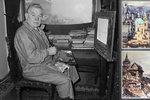 """Praze namaloval svou """"labutí píseň."""" Před 120 lety se narodil malíř Jan Slavíček (†70)"""