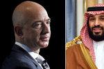 """Šéfovi Amazonu """"hacknul"""" telefon korunní princ. Pokus o vydírání mu nevyšel"""