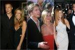 Brad a Jennifer zase spolu? Připomeňte si, jak jim to vždycky slušelo