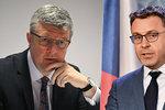 """Tandem """"Kremlíček"""" na dopravě? Nový ministr hledá vyhozenému předchůdci funkci"""
