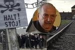 """Jiří (83) přežil Mengeleho pokusy v Osvětimi. """"Pumpoval do mě bratrovu krev"""""""