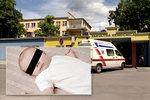 Adélka zemřela při porodu: Rodiče s pláčem u soudu popsali drama na sále