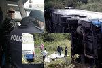 Zabil jste mi matku! Branislav konfrontoval řidiče autobusu, který zavinil smrt turistů v Srbsku