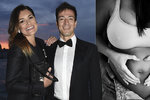 Alena Šeredová (41) je se svým miliardářem těhotná! První fotky bříška!