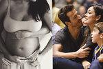 Těhotná Alena Šeredová (41): Jak uhranula dědice Fiatu z klanu miliardářů!