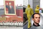 """Čínské lži sahají daleko, nejen ke koronaviru. Cenzuruje """"armáda"""", říká český sinolog"""