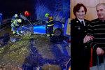 Lekla se kočky a uvízla na přejezdu: Manželé ze Všejan zachránili ženě život!