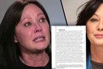 Brenda z Beverly Hills ve 4. stadiu rakoviny: Umírá, napsal její právník
