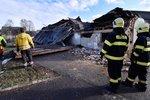 Bouře Sabine zničila majetek za 600 milionů korun. Pojišťovny odhalily detaily