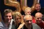 Patrik Hezucký slaví 50! Jeden z kolegů mu dal dárek za 300 tisíc