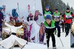 Tipy na víkend: Masopustní veselice, cestování kolem světa i oblíbené závody v lyžování