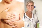 Zdravotní sestry Petra a Hana provází ženy rakovinou prsu: Byly také pacientkami