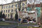 Úplavice v Ústí nad Labem!  Tamní ghetto hlásí už 6 případů