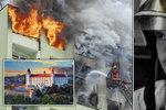 """""""Víc jsme udělat nemohli"""". Oceněný hasič popsal dlouhý zásah u výbuchu v Prešově"""
