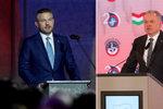 """Slovenská vláda chce před volbami """"rozdat"""" miliony. """"Nezákonné kupčení,"""" obul se Kiska do premiéra"""
