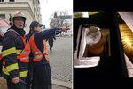 Nebezpečné látky v Olomouci: Evakuovány musely být desítky lidí!