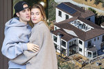 FOTO: To bude luxusní! Justin Bieber si nechává stavět nový dům na vršku!