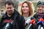 Dominika Gottová krátce před nervovým zhroucením: Omlouvám se Ivaně!