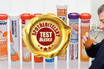 Spotřebitelský test šumivých multivitaminů překvapil: Kupujte levně, vitaminů mají stejně!