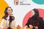 Vévodkyně Kate v otevřeném rozhovoru s Giovannou Fletcherovou v rámci národního projektu o budoucnosti dětí.