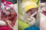 Doma bude hukot! Mámě dvou dětí (32) se teď narodila trojčata!