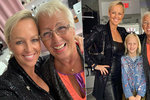 Bujará oslava narozenin sexbomby Belohorcové: Tři grácie si užívaly luxusu!