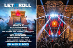 Festival Let it Roll Winter přitvrdil a do Prahy veze obří drum & bass show