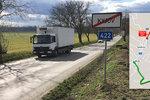 Silnici z Kyjova ve směru do Valtic silničáři zavřou: Kilometr budou opravovat půl roku!
