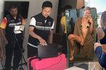 Policisté vtrhli na pokoj turistům, když byli v nejlepším: Prý tam natáčejí porno!