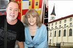 Eva Pilarová v péči boromejek: Zůstala opuštěná, může za ní jen manžel