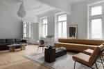 Stylové bydlení pro sochaře. Prostor, kde lze pohodlně žít, tvořit i vystavovat