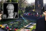 Překvapení na hrobě Karla Gotta (†80): Reakce Ivany Gottové na sebe nenechala dlouho čekat