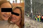 Pohřešovanou Petru (†40) z Liberce našli mrtvou v lese. Rodina se na místě zhroutila