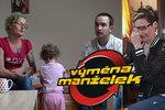 Nepoučitelná Nikola z Výměny: Patrik ji vyhodil z domu a vzal jí dceru!
