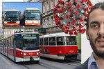 Prázdninové jízdní řády v Praze? »Jen poplašná zpráva,« uklidňuje Scheinherr