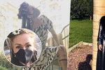 Teorie Kairy a miss Jandové o koronaviru: Musíme očistit Matku Zemi! Pomůže dýchání