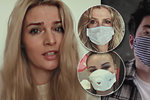 Roušku, dej si roušku, zpívá Štíbrová, Mirai a další hvězdy v unikátním videoklipu