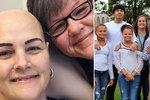 Statečná máma (†42) šesti dětí nedávno překonala rakovinu: Nákazu koronavirem nepřežila