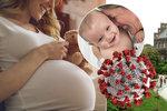 Koronavirus a těhotenství: Nic nepodceňujte, porodnice U Apolináře spustila online poradnu
