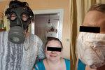 Astmatička s nemocným srdcem Monika doufá v dobrodince: Potřebuje respirátor FFP3, bojí se o život