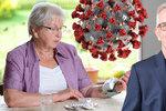 Panika mezi kardiaky: Léky na tlak zvyšují riziko nákazy? Přední kardiolog vysvětlil, jak to je