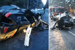 Mladík (†21) narazil do stromu: Mrtvého ho našli až hodiny po nehodě